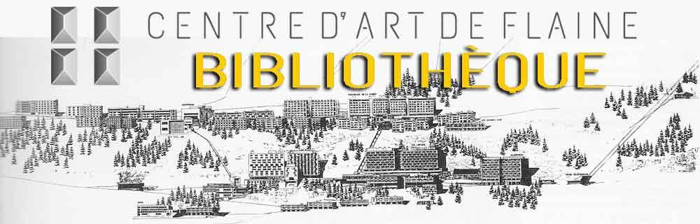 Bibliothèque dde Flaine